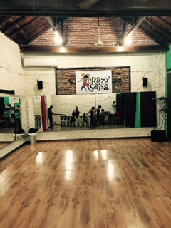 Crazy Salsa studio