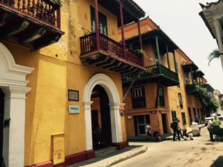 Old Town Cartagena 2